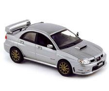 Subaru Impreza WRX STI 2005 - Grey 1:43 NOREV DIECAST MODEL CAR