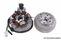 12V CDI flywheel assembly magneto and stator Honda C50 C70 C90 SS50 CL50 CD50
