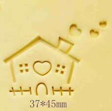 House Soap Stamp For Handmade Soap Candle Candy Stamp Fimo Stamp