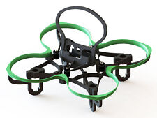 Lynx Green Spider 65 FPV Racer Frame - Uses Blade Inductrix Components LX2158
