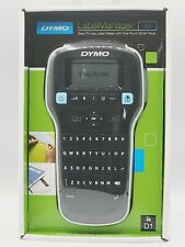 Dymo Label Maker Labelmanager 160 Portable Label Maker Easy To Use One Touch Nib