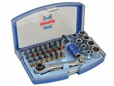 Faithfull - Screwdriver Bit & Socket Set 42Pc