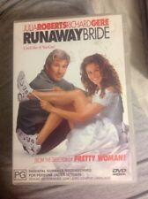 Runaway Bride (DVD, 2002) - Julia Roberts, Richard Gere, Romantic Comedy, PG