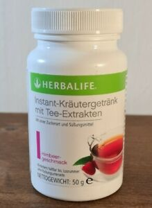 Herbalife Instant-Kräutergetränk mit Tee-Extrakten Himbeere 50 g