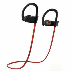 Waterproof Bluetooth 5.0 Earbuds Stereo Sport Wireless Headphones in Ear Headset