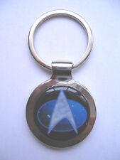 Star Trek Key Chain, Star Trek  Logo Keychain, USS Enterprise Logo keychain