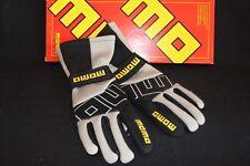 Momo Gloves Pro Racer Short grey size 9 (CLEARANCE!) (FIA Homologation expired)