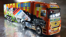 * Herpa 120920 Mercedes-Benz Actros 25th Anniversary Wirtz 1:87 Scale HO