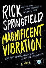 Magnificent Vibration by Rick Springfield (2014, Hardcover)