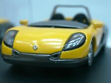 WOW EXTREMELY RARE Renault Sport Spider Geneve 1995 Yellow 1:43 Vitesse-Spark
