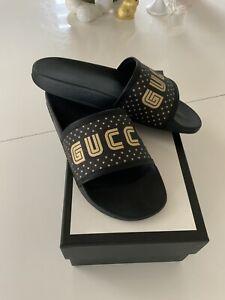 Gucci Pantolette Gr 39 Sandale. Wie Neu!