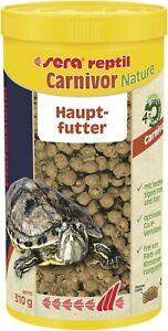 sera Professional Carnivor Nature 1.000 ml Reptilienfutter Fleischfresser