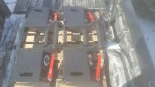 BUDD HD GEHL Telehandler to SKID Steer Coupler Adapter Attachment RS DL 6-42 DL6