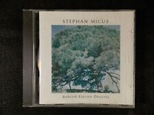 Behind Eleven Deserts by Stephan Micus (CD, Feb-1998, Intuition Music) Jazz