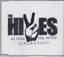 The Hives-We Rule The World Promo cd single
