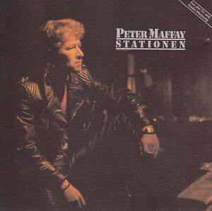 Peter Maffay – Stationen CD 1986