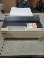 Epson LX-300+II P170B Dot Matrix Printer LX-300