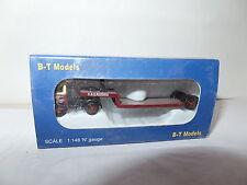 B T Models N035 1/148 N Gauge LEYLAND BEAVER ARTIC Low Loader A&E Morris