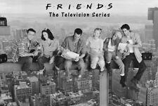 Friends On Girder TV Sitcom Maxi Poster Print 61x91.5cm | 24x36 inches