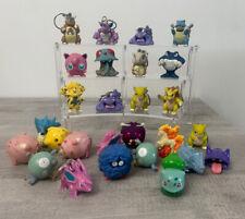 Lot Of Vintage 1999 Burger King Pokemon Toys