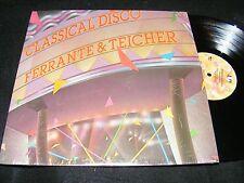 FERRANTE & Teicher LP CLASSICAL DISCO Disco Era Fun 1979 UNITED ARTISTS Shrinkwr