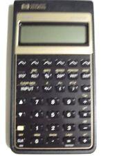 HP Hewlett Packard 17B II Business Calculator Black Vtg Working