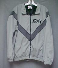 US Army Jacket Physical Fitness PFU Uniform Medium Long Skilcraft Nylon
