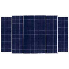 Pack of 6 - Solar Panel 285W polycrystalline efficiency 17.5% on-grid off-grid