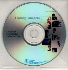 (CM684) Ludwig Amadeus, Sidewalk - 2007 DJ CD