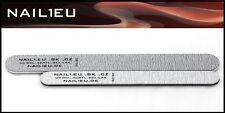 50 x PROFI große Feilen JUMBO 100/180 zebra, 25mm/220mm, 50er Pack / Nagelfeilen