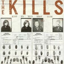 THE KILLS - KEEP ON YOUR MEAN SIDE  CD 12 TRACKS CLASSIC ROCK & POP NEU