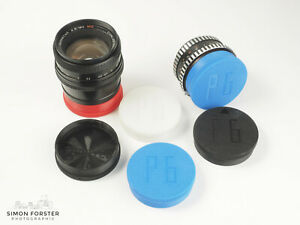 FORSTER UK Pentacon Six Rear Lens Cap (P6 Praktisix)