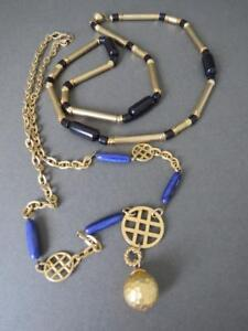Vintage Modernist Italian Necklaces