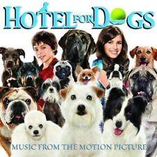 Hotel For Dogs (Soundtrack) (SEALED CD) Dragonette Steppenwolf Rachael Yamagata