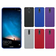 Funda gel lisa Huawei MATE 10 LITE + protector cristal opcional