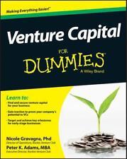 Venture Capital for Dummies by Nicole Gravagna (author), Peter K Adams (author)