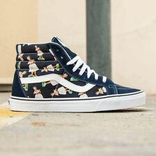 cf3c4d7569f8ca VANS Sk8 Hi (Digi Hula) Parisian Night True White ALOHA MEN S 7 WOMEN S