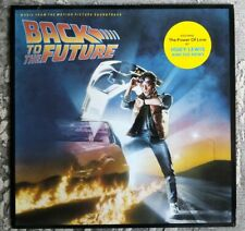 Back to the Future - Music from Motion Picture - Vinyl LP - 1985 RCA 252 334-1