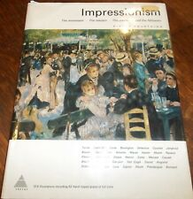 Impressionism - movement, masters precursers and followers