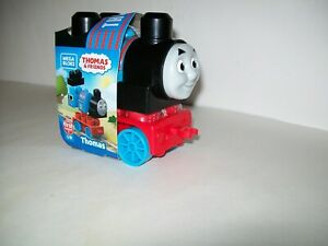 Mega Bloks Thomas & Friends Tank Engine Train Building Kit 5 Piece New