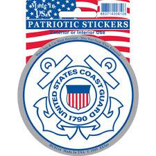U.S. Coast Guard Sticker - New
