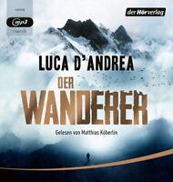 DER WANDERER - KOEBERLIN,MATTHIAS   MP3 CD NEW