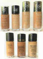 REVLON COLORSTAY FOUNDATION COMB / OILY & NORMAL / DRY SKIN CHOOSE TYPE & SHADE