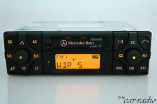 Mercedes AUDIO 10 be3200 Cassette Original Car Radio Becker CC Radio a2088200386