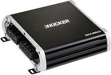 KICKER 43DXA250.1 CAR AUDIO MONO/MONOBLOCK CLASS D DX SERIES SUBWOOFER AMPLIFIER