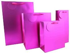 Gift Bags Medium Large Bottle Holographic Paper Wine Birthday Christmas Present