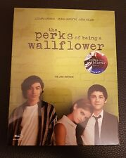 THE PERKS OF BEING A WALLFLOWER - NovaMedia Exclusive Blu Ray - New & Sealed