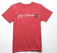 Jack O'Neill Lock Up Tee (M) Red