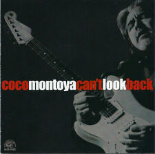 COCO MONTOYA - CAN'T LOOK BACK - CD - EXC CONDITION
