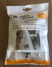 Adhesive Magnetic Lock -  Mothercare